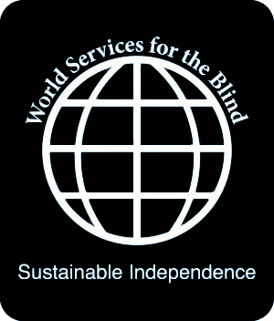 World Services for the Blind Logo